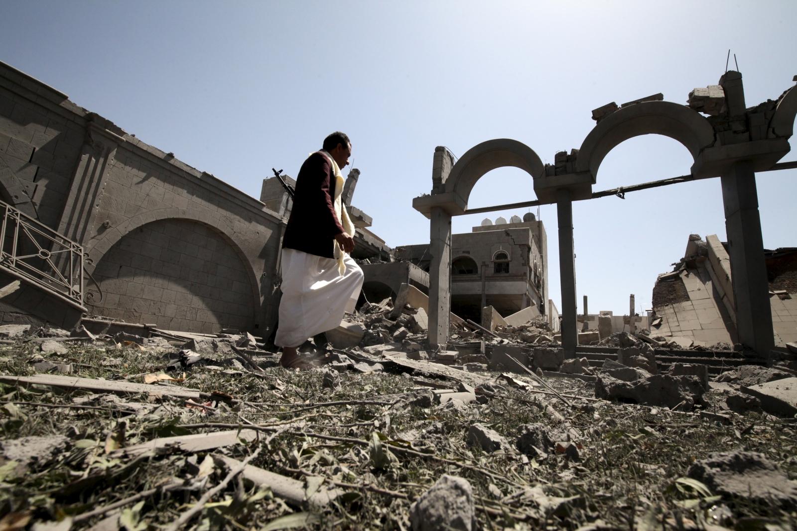 Yemen President residence