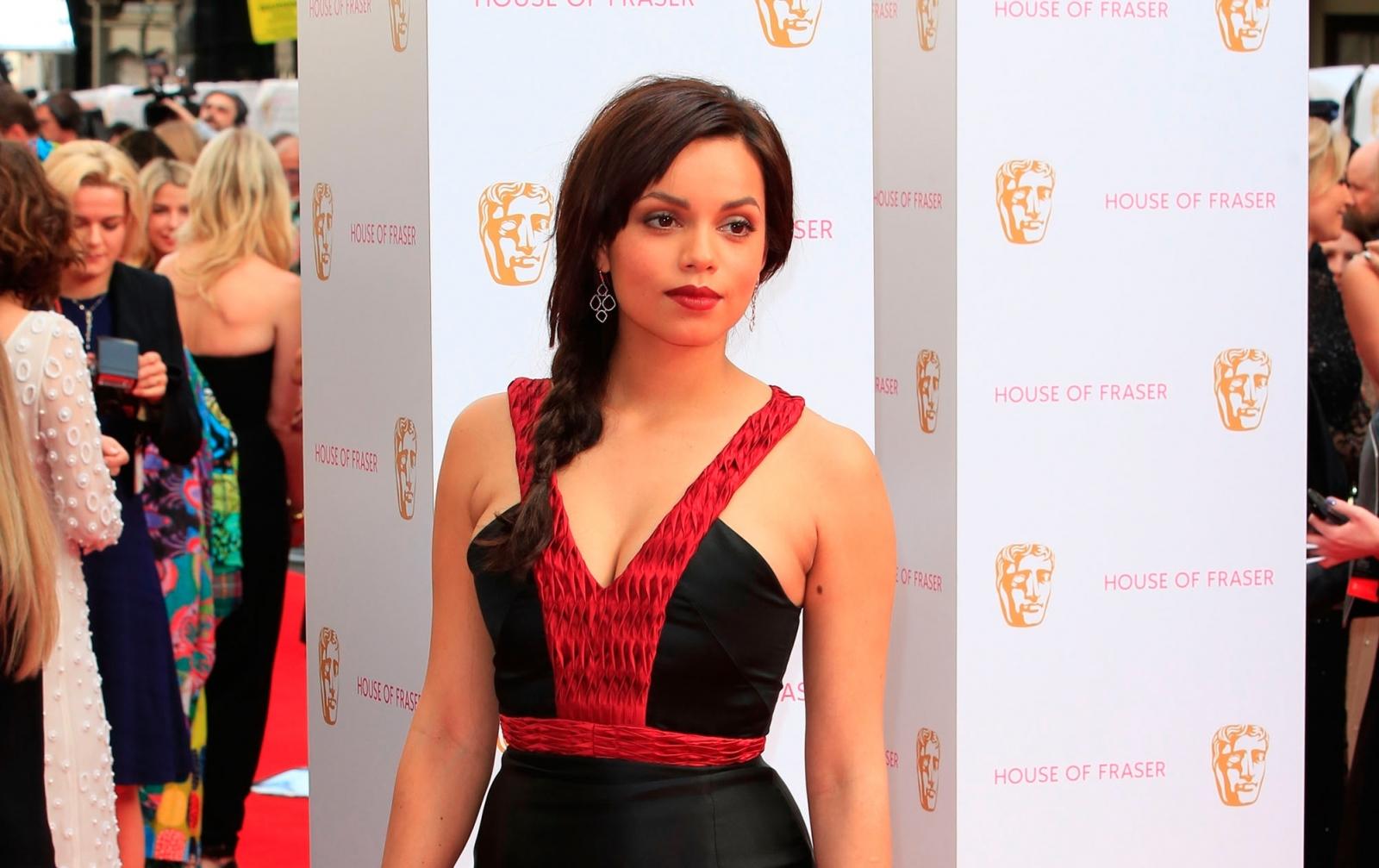 Georgina Campbell BAFTA 2015