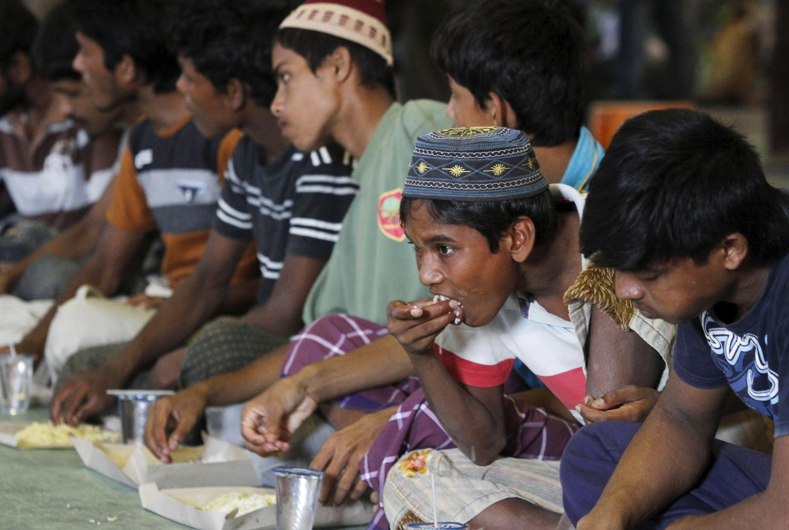 Rohingya Muslims Malaysia Indonesia