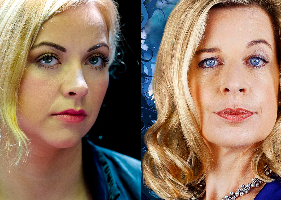 Katie Hopkins Charlotte Church