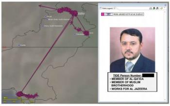 Ahmad Muaffaq Zaidan singled out by NSA