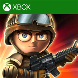 Tiny Troopers game for Windows Phone 8.1