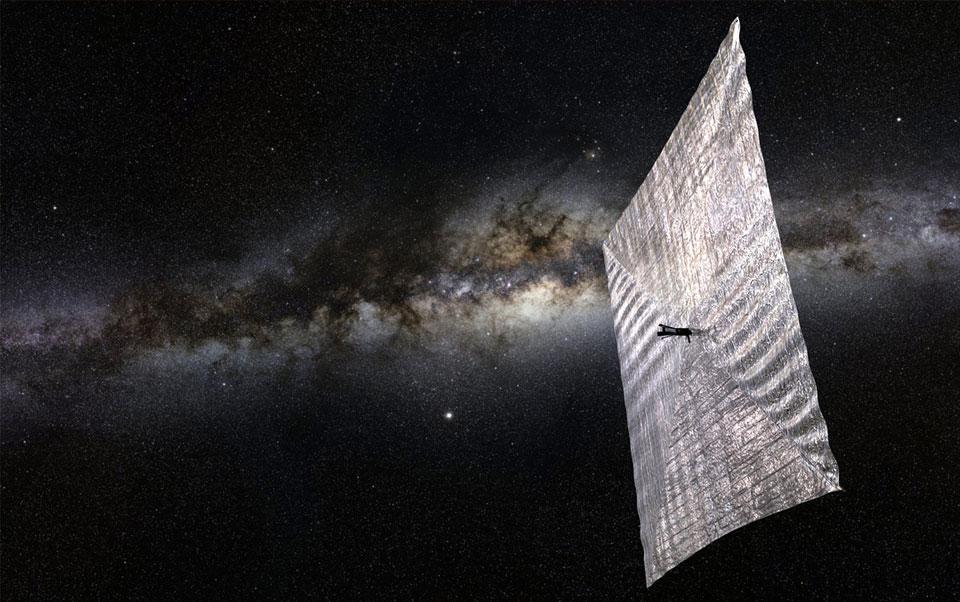 lightsail carl sagan solar space
