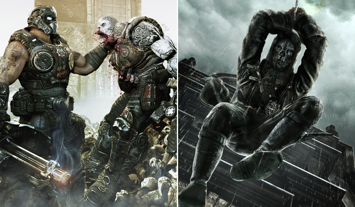 Gears of War Dishonored