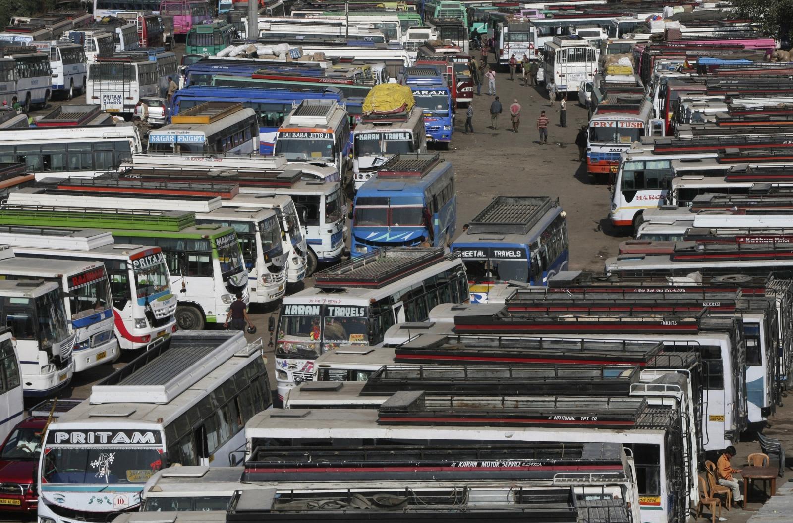 Jammu and Kashmir bus accident