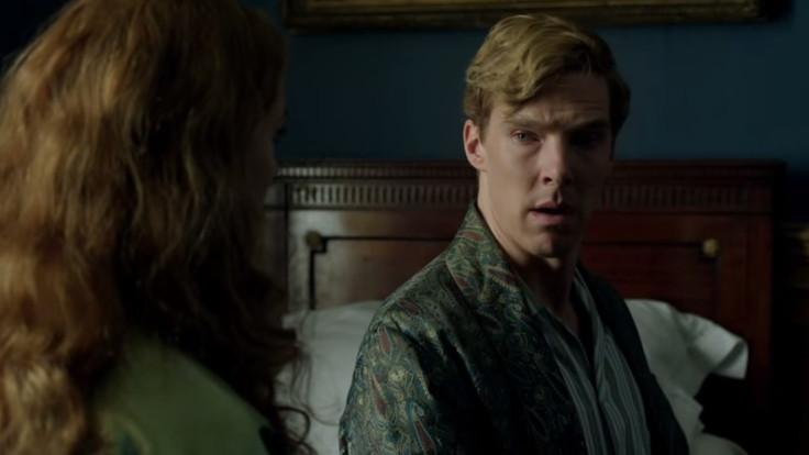 Benedict Cumberbatch in Parade's End