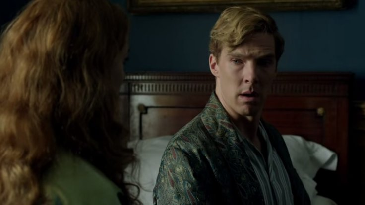 Benedict Cumberbatch in Parade's End