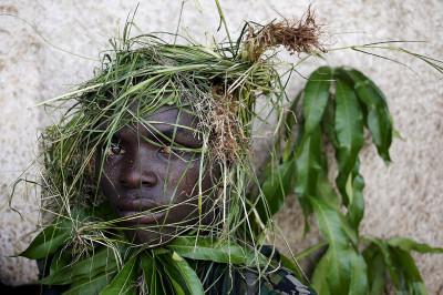 Burundi president