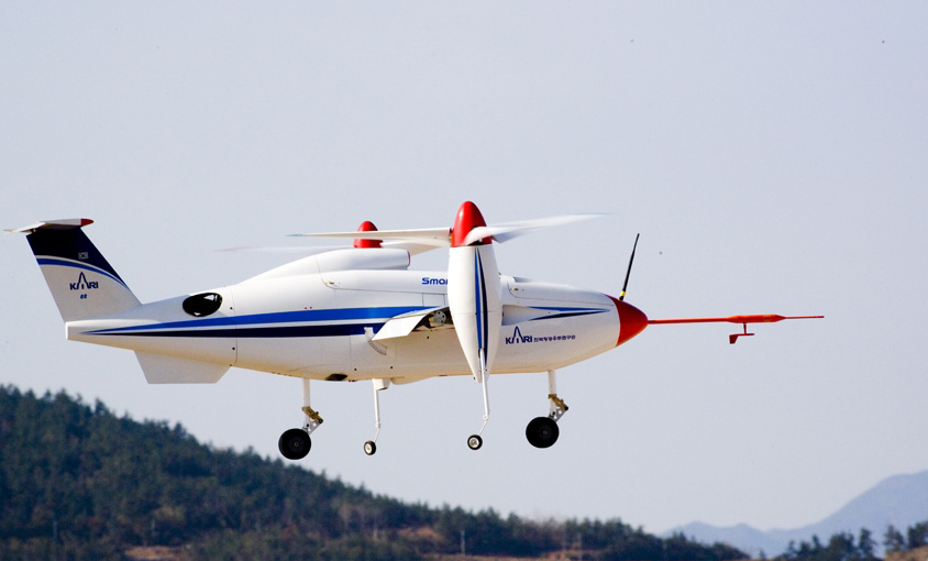 TR-60 heli-drone