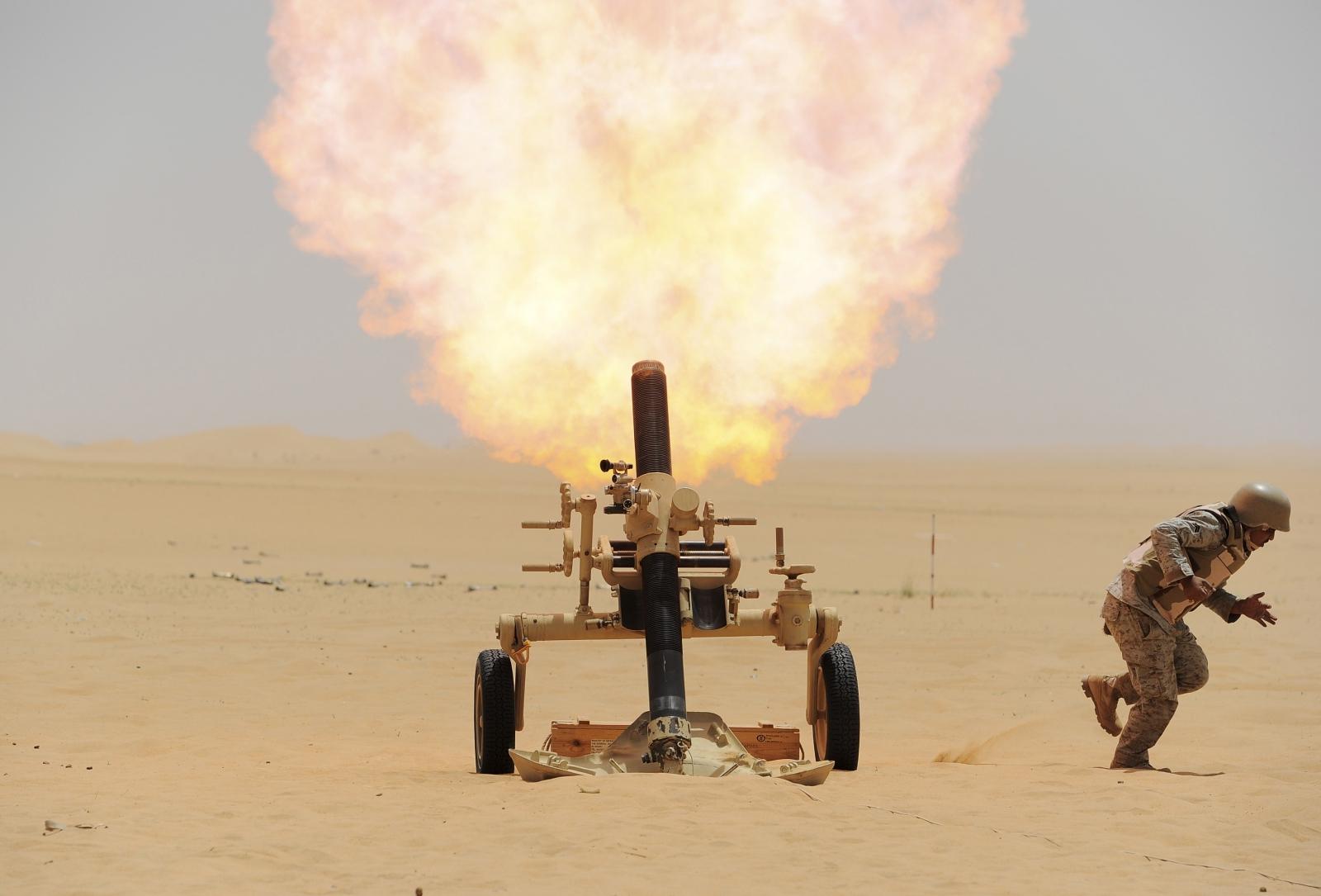 Saudi Yemen border clashes