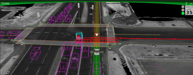 Google driverless car accidents