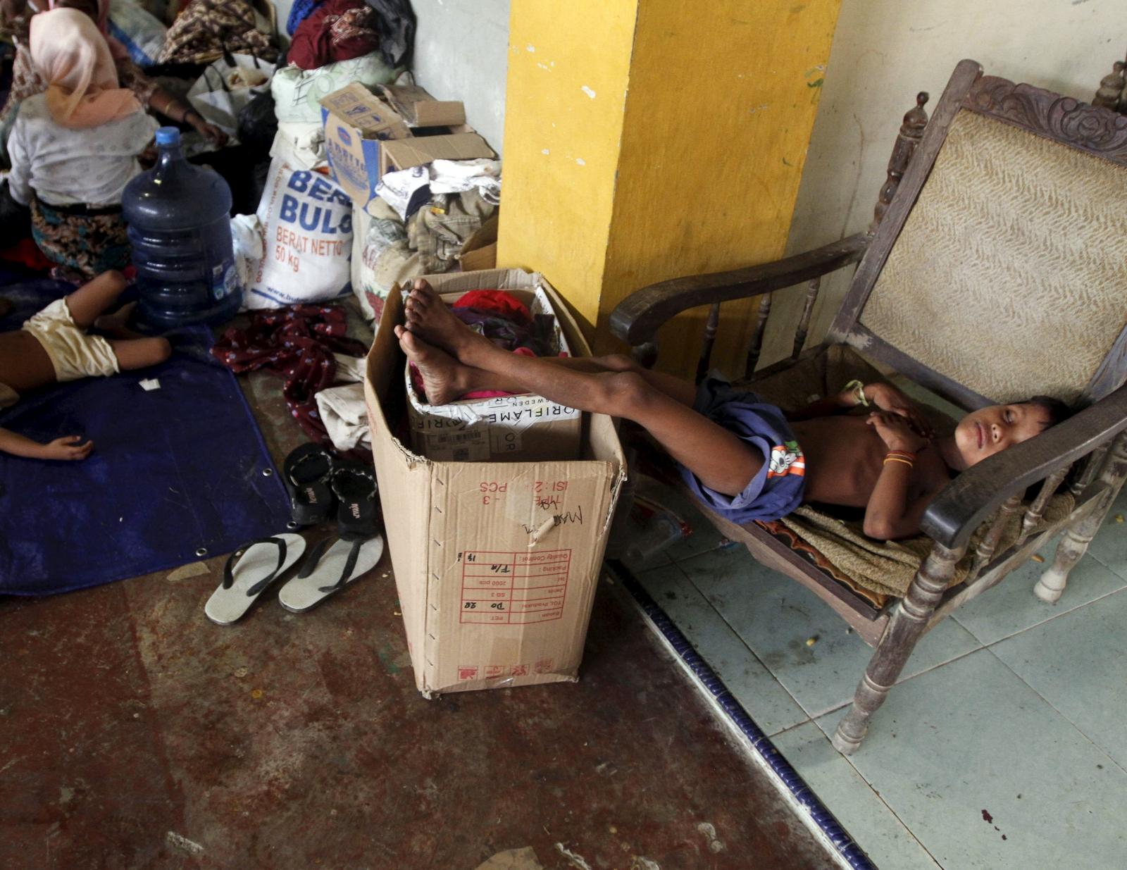 Southeast Asia migrant crisis