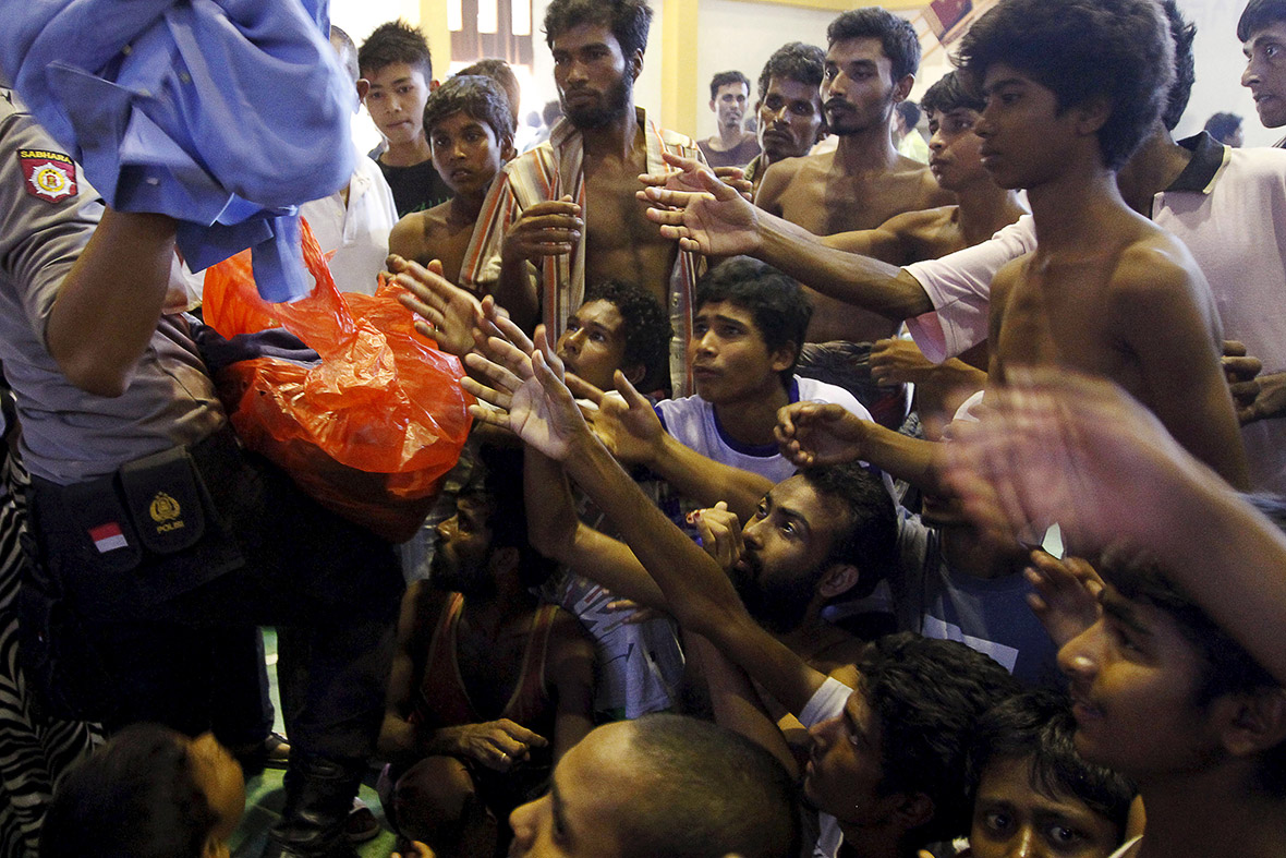 rohingya migrants