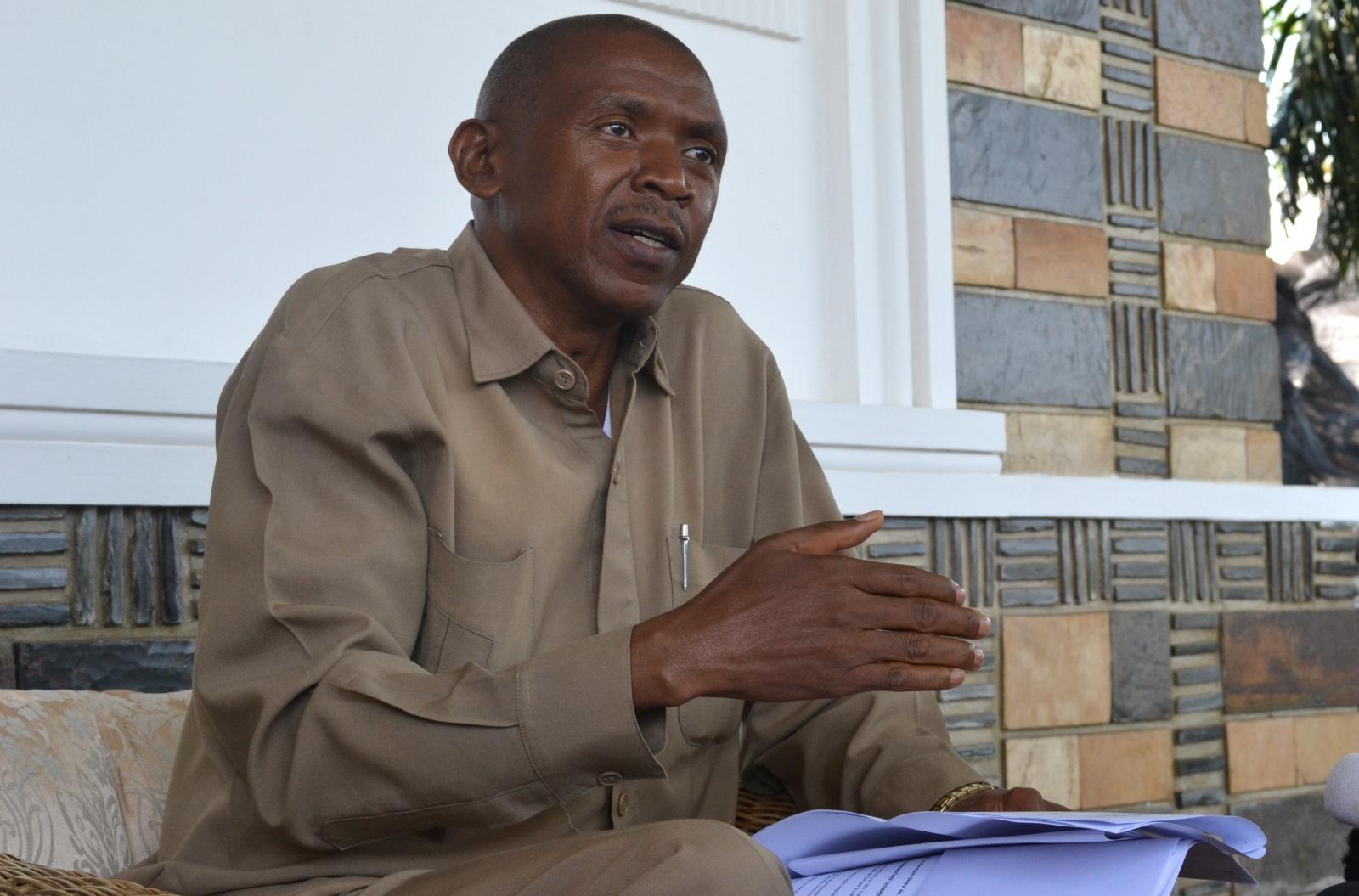 Agathon Rwasa Burundi