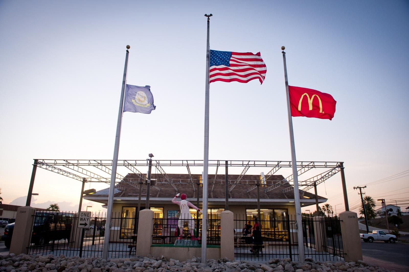 Guatanamo McDonalds