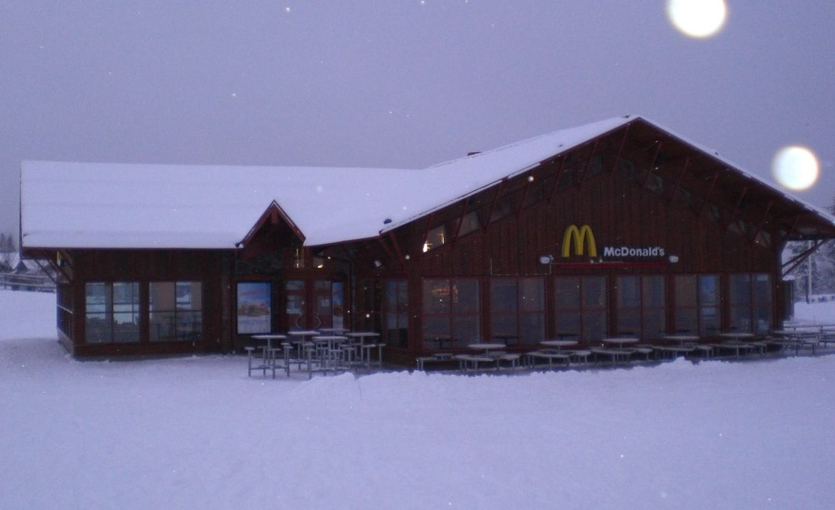 McDonald's Lindvallen