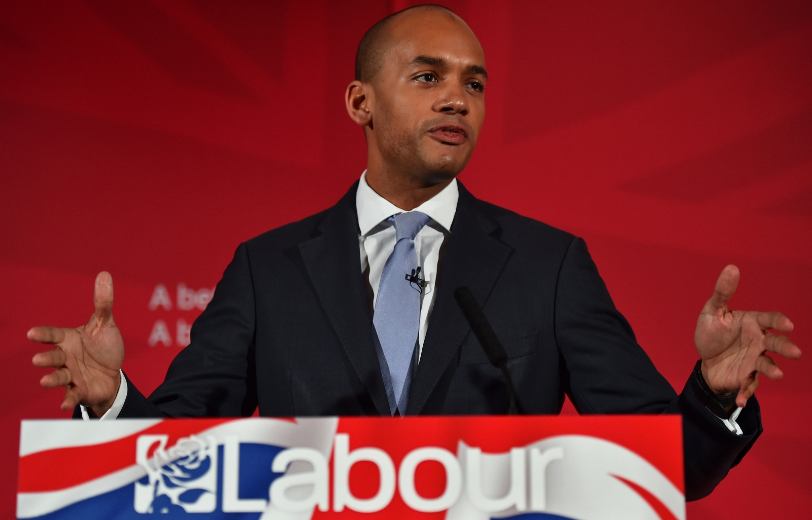 Chuka Umunna unity speech