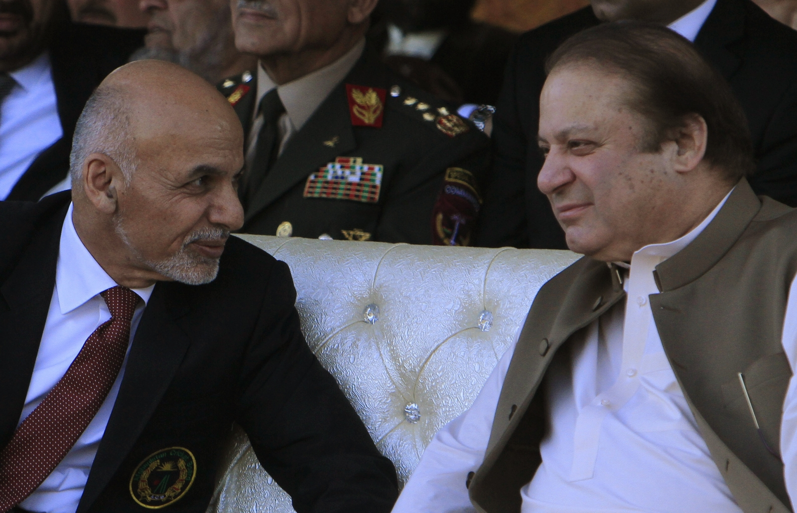 Pakistan Afghanistan relations