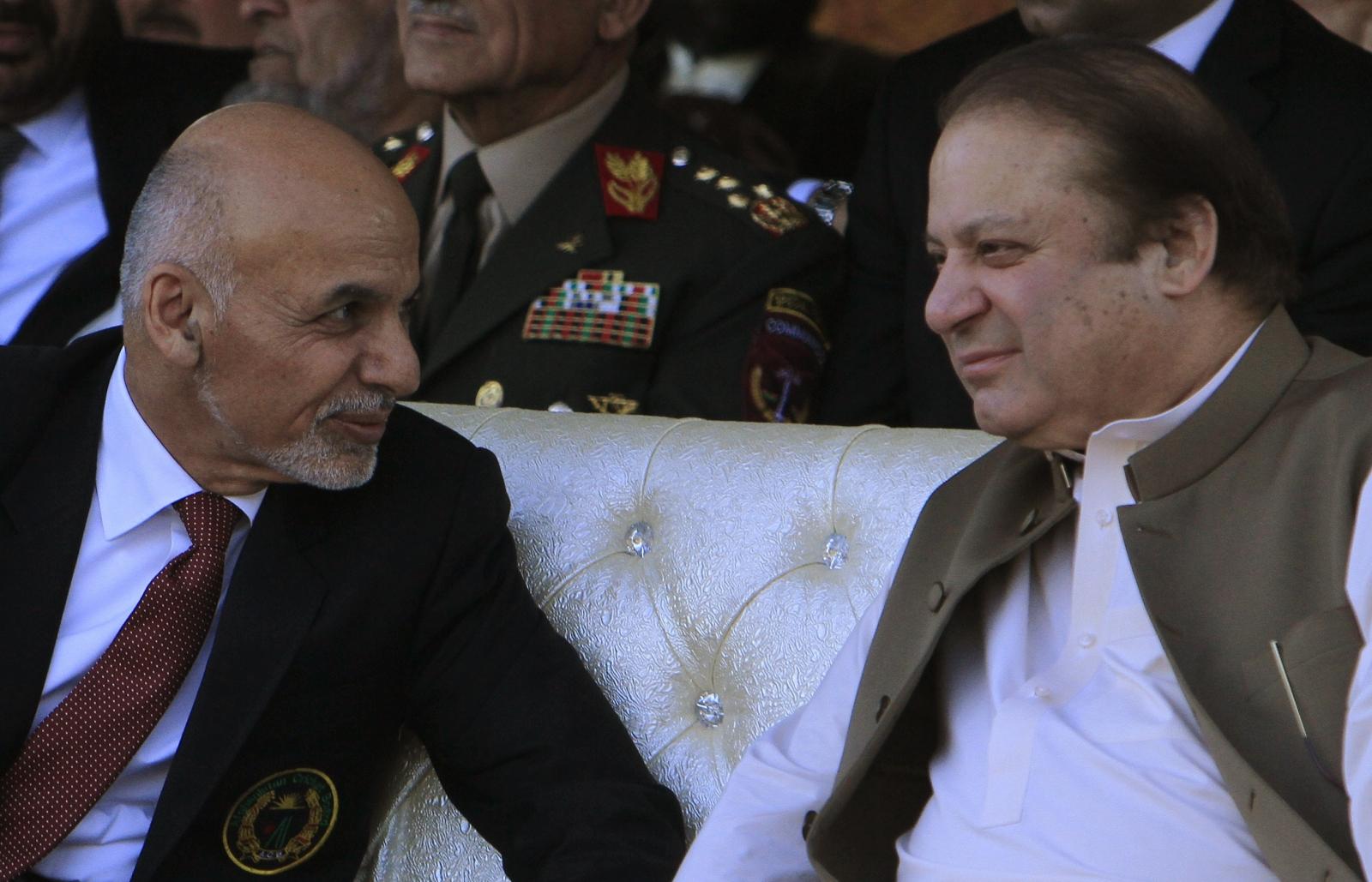 Pakistan Afghanistan relations