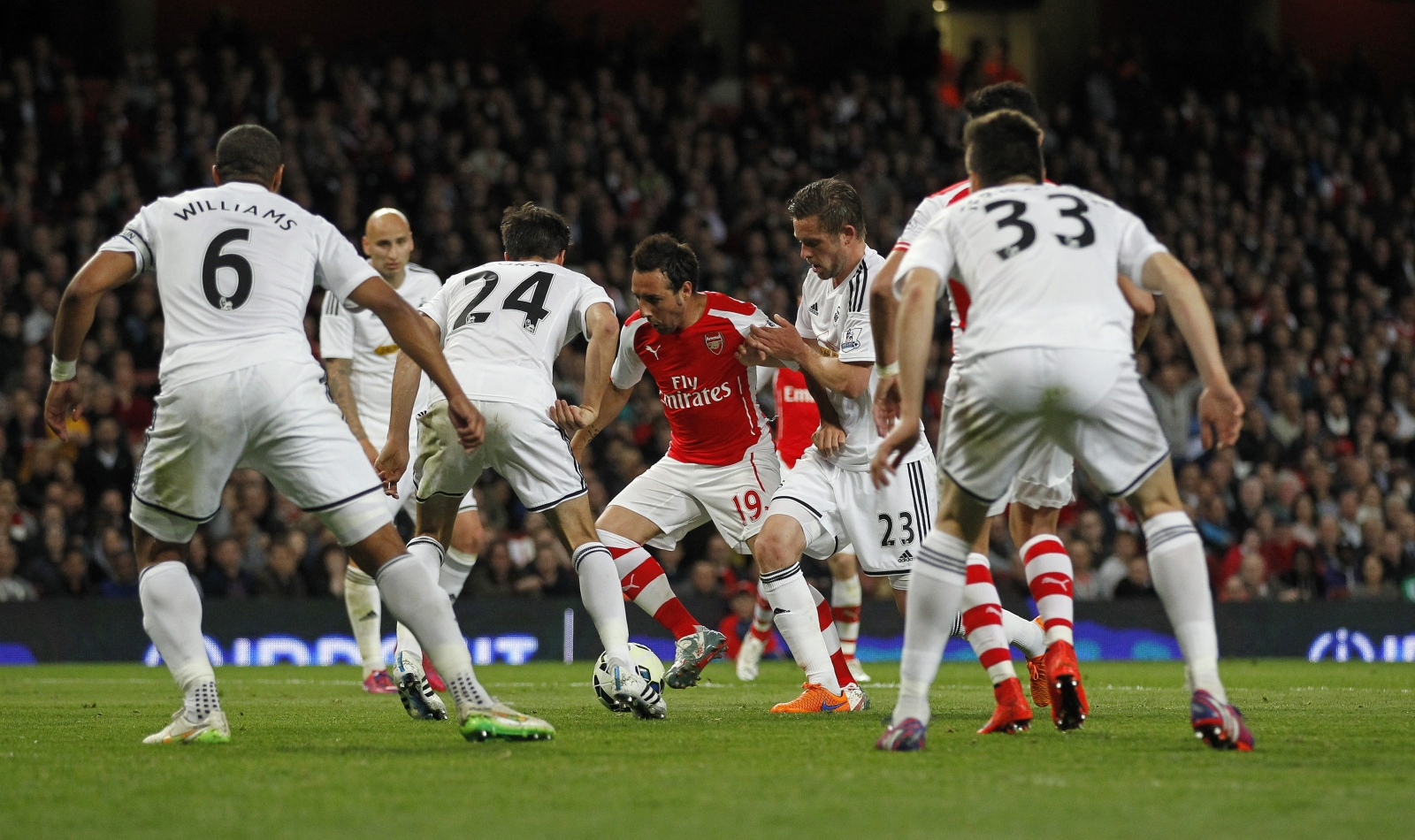 Arsenal Santi Cazorla
