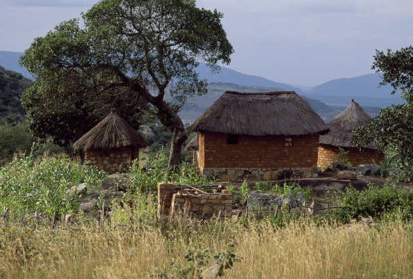 Village near Masvingo