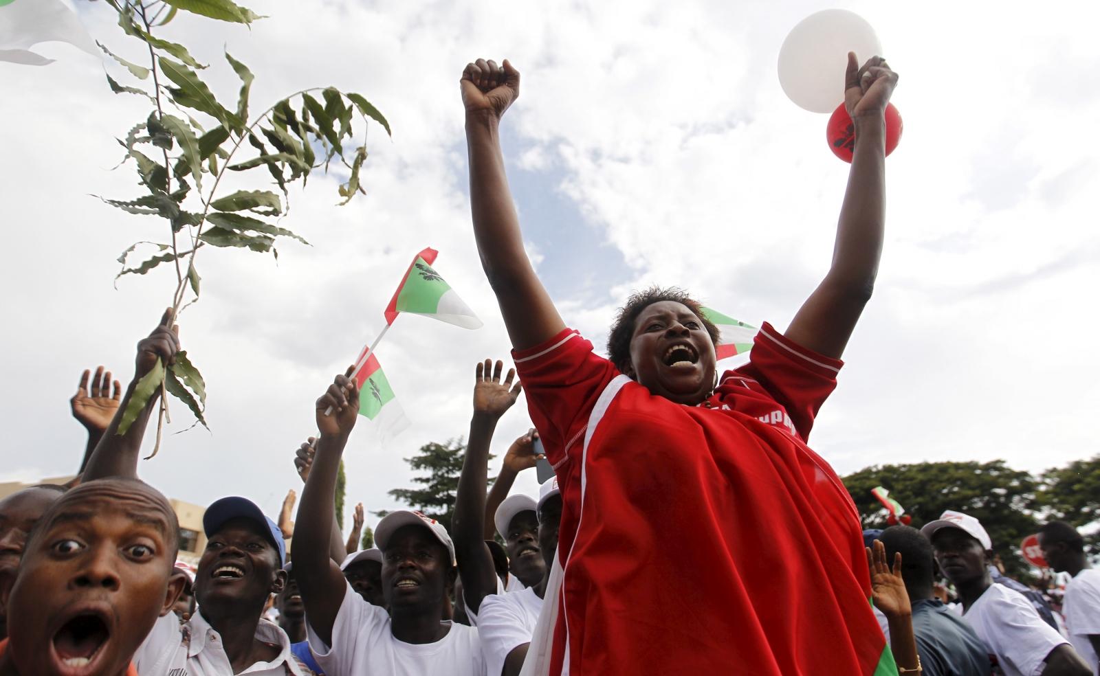 Nkurunziza Burundi