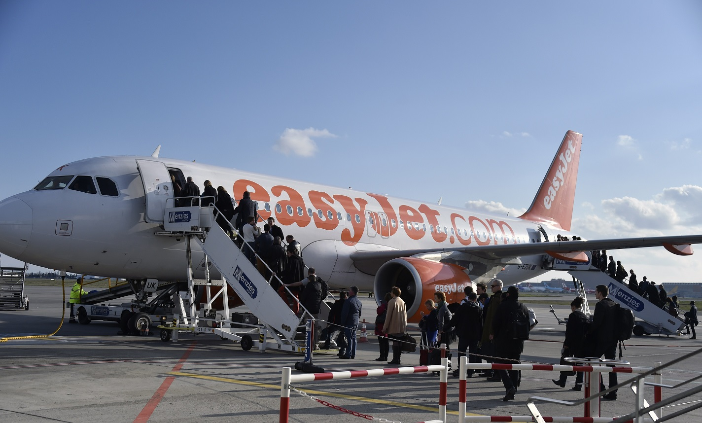 EasyJet took a hammering on the FTSE