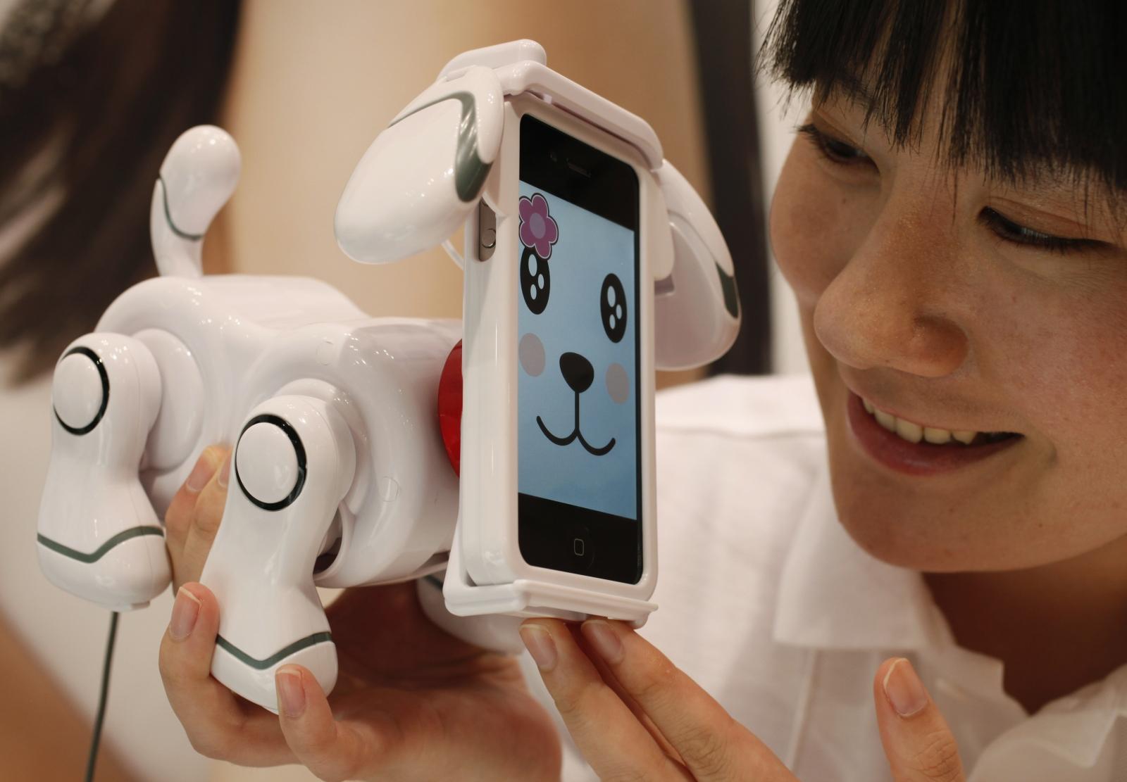 Bandai Smart Pet iPhone app