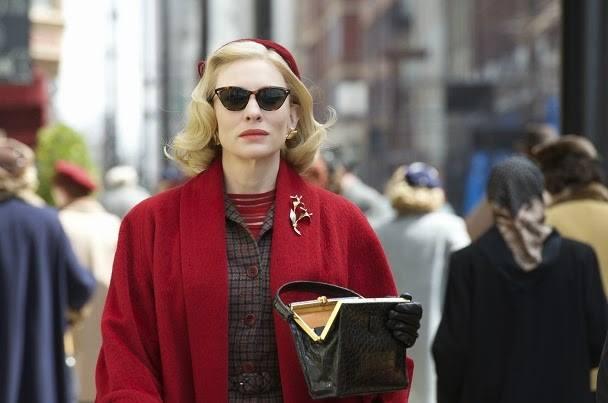 Cate Blanchett stars in Carol