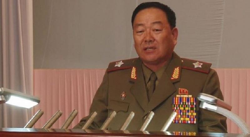 Hyon Yong-Chol has been executed