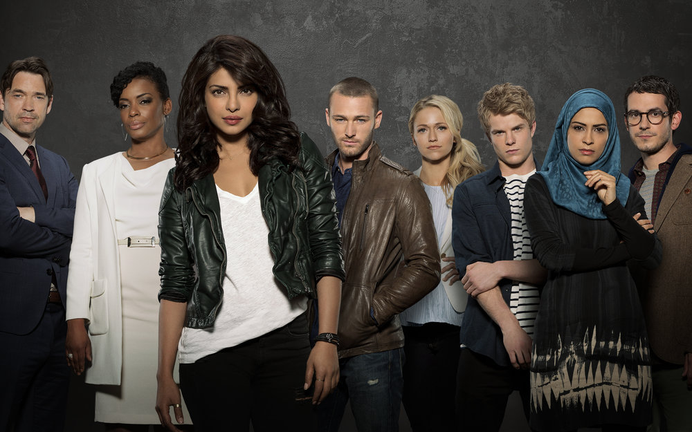 quantico star priyanka chopra talks about her upcoming abc show and breaking indian stereotypes. Black Bedroom Furniture Sets. Home Design Ideas