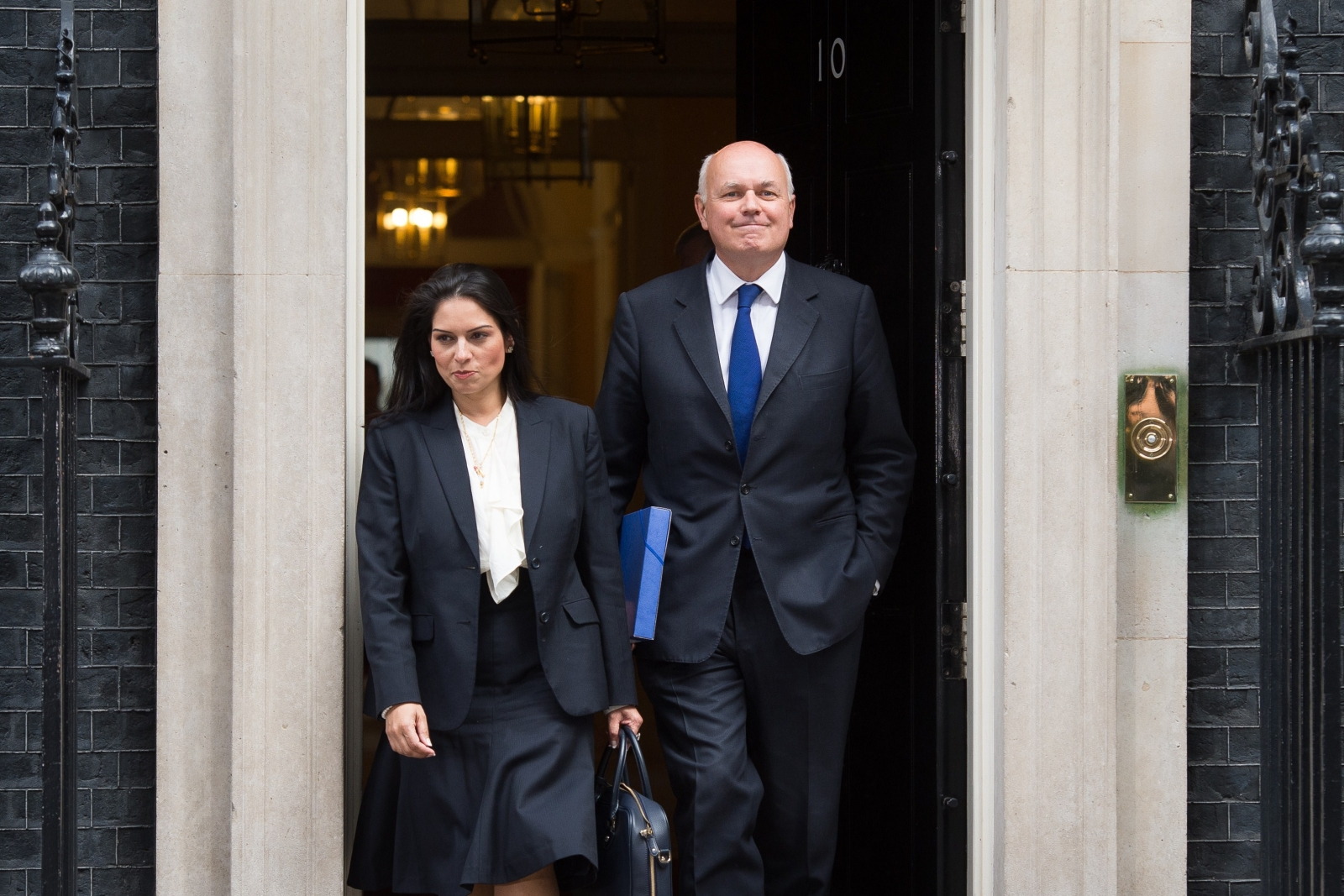 Iain Duncan Smith, the Secretary of State for Work and Pensions