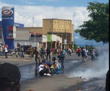 Bujumbura police