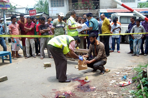 Bangladesh blogger killed