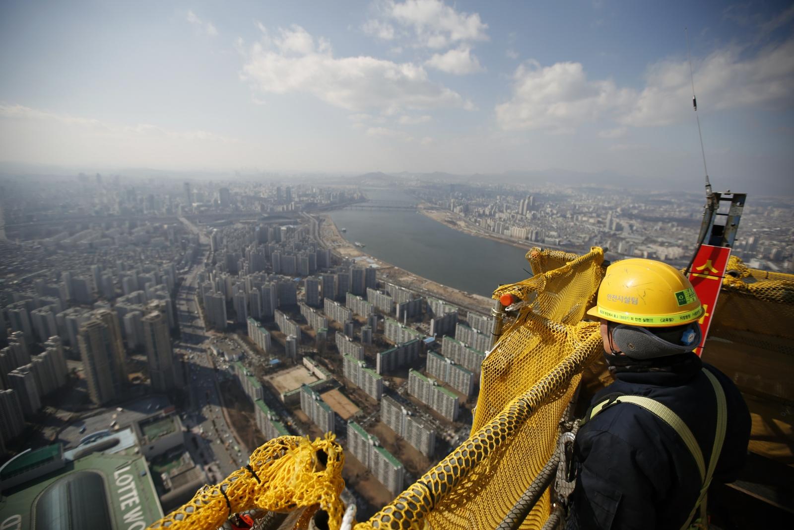 South Korea real estate