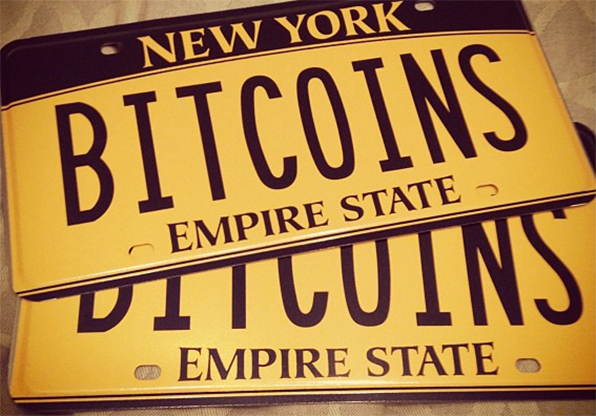 bitcoin bitlicense brian forde York
