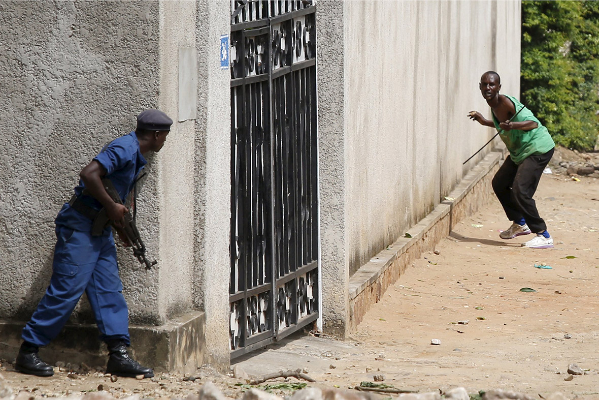 Burundi coup: The country's long history of bloody overthrows