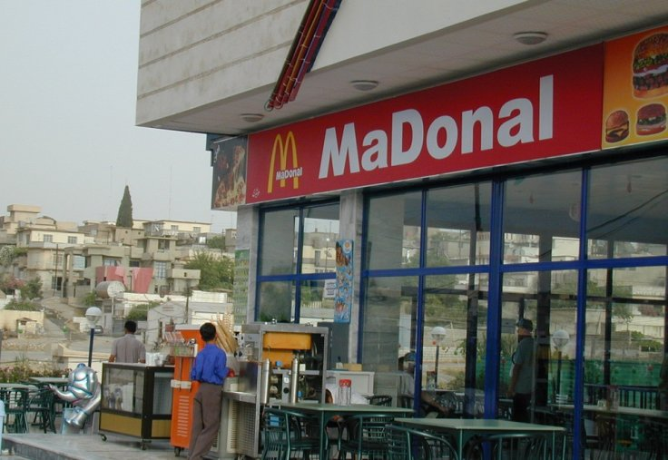 Fast Food Restaurants Revenue