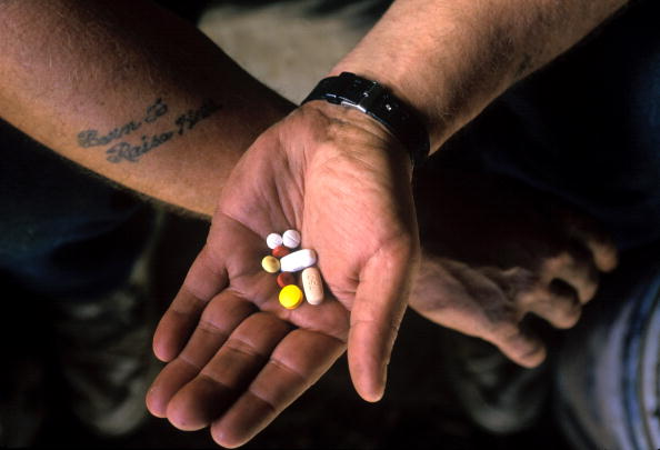 Anti-depressants