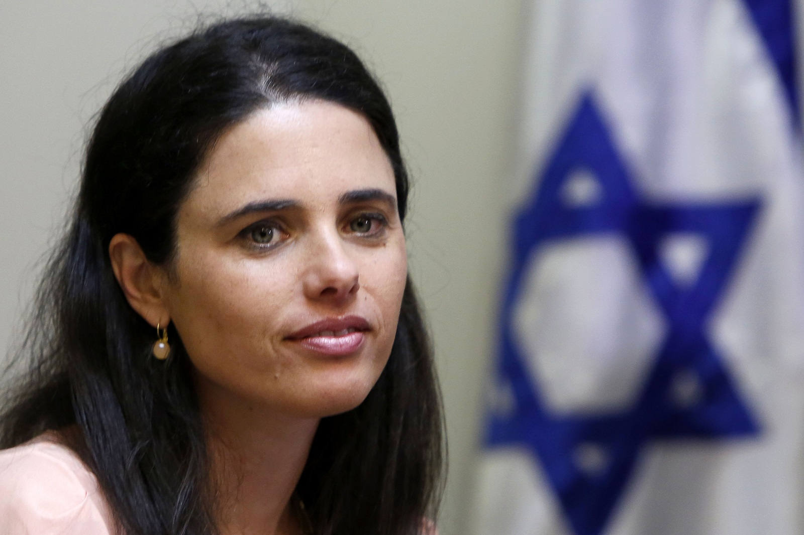Ayelet Shaked is Israel's Justice Minister
