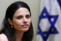 Ayelet Shaked is Israel\'s Justice Minister