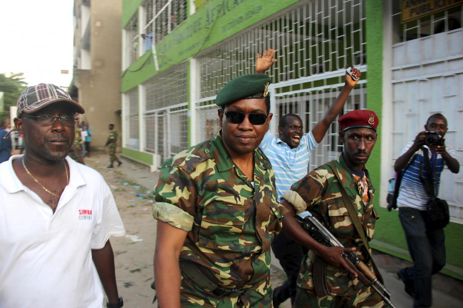 Burundi General Godefroid Niyombare