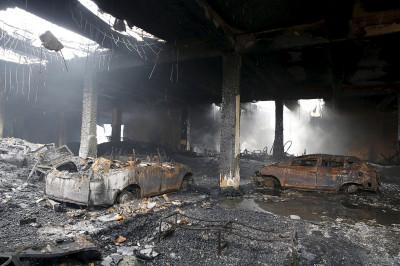 Valenzuela Kentex factory fire