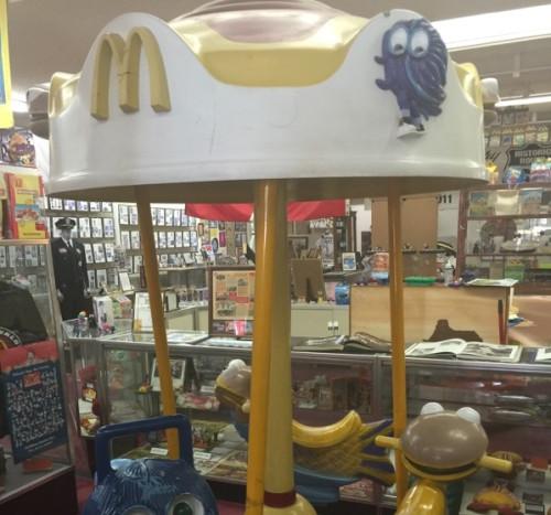 McDonald's 75 years
