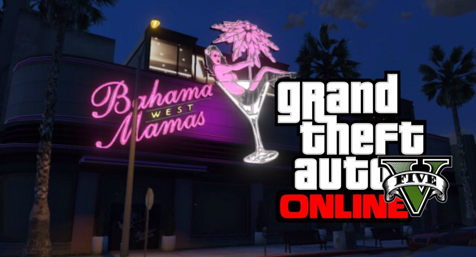 GTA 5 Bahamas Mamas Night Club