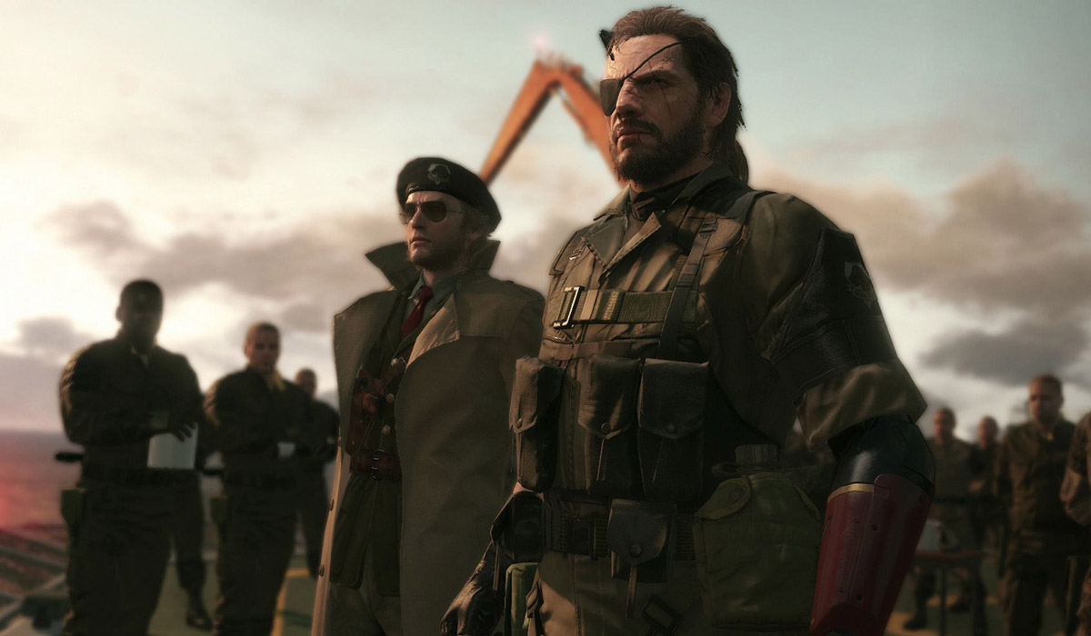 Metal Gear Solid 5 Phantom