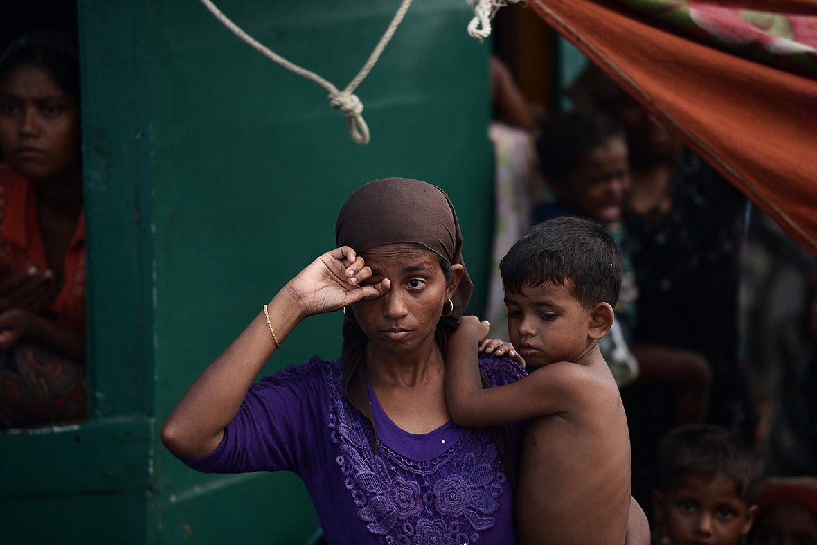 rohingya boat Koh Lipe Thailand