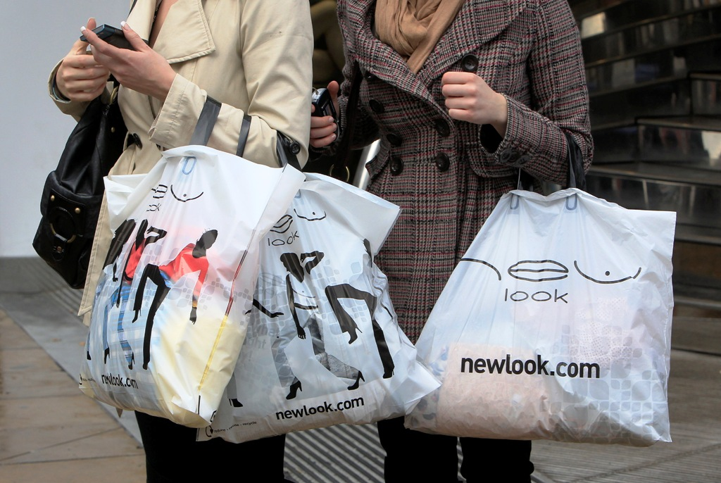 New Look Shopping Bags