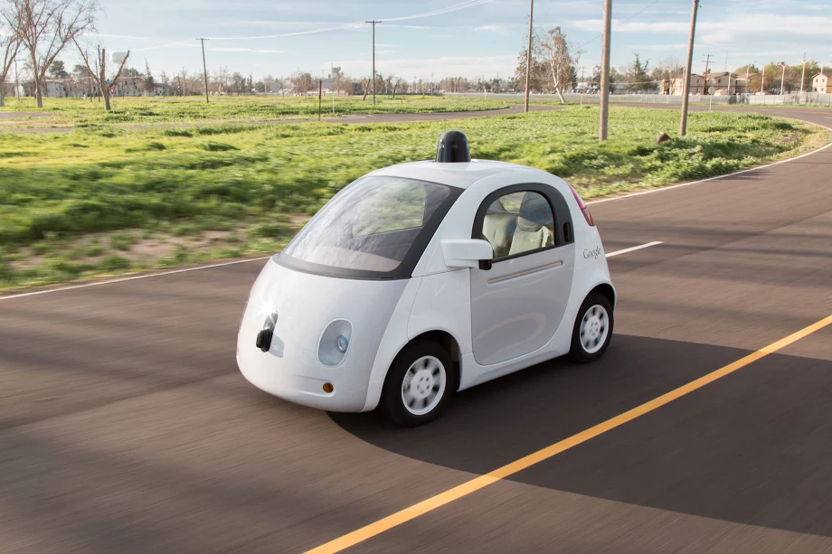 Google car, self-driving