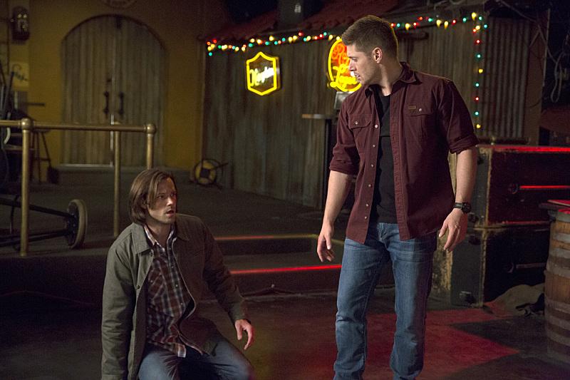 Supernatural season 10 finale